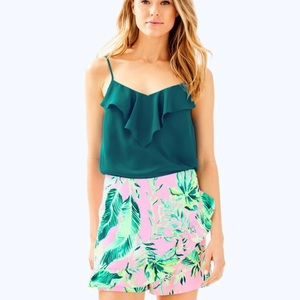 New with tag Lilly Pulitzer Faye Skort
